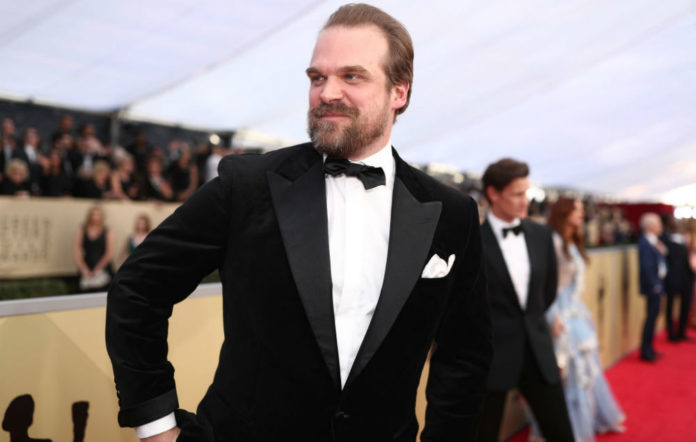 David Harbour Stranger Things Season 3 spoilers