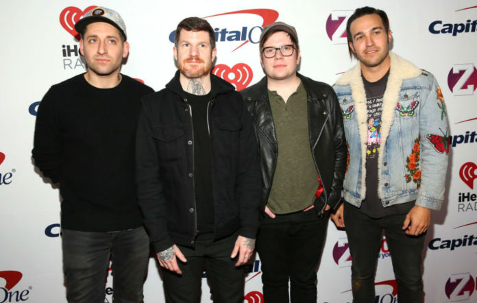 Fall Out Boy new songs