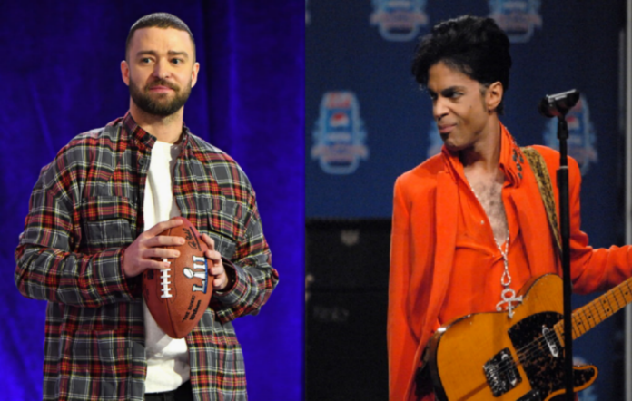 Justin Timberlake / Prince