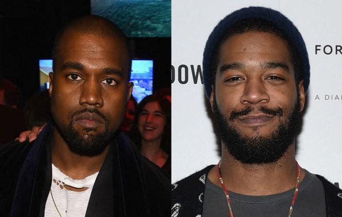 Kanye West Kid Cudi NBA weekend