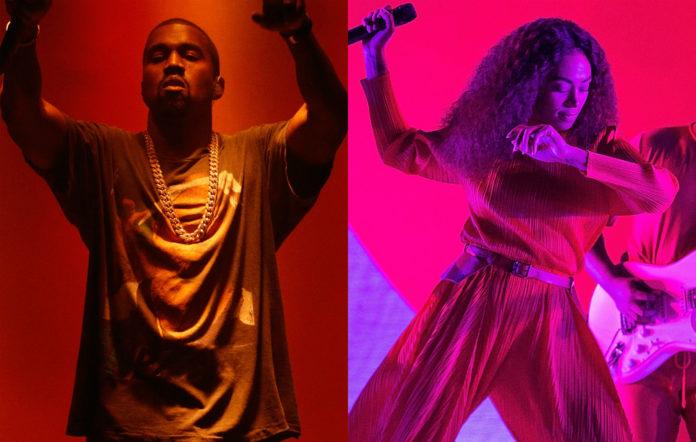 Kanye West, Solange, copyright infringement