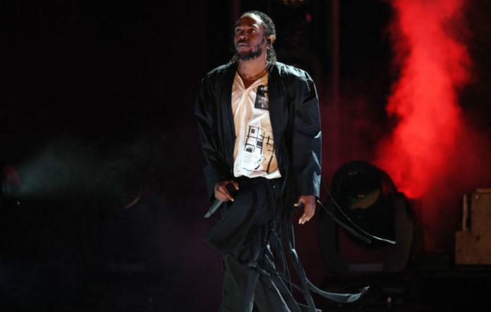 Kendrick Lamar black panther video