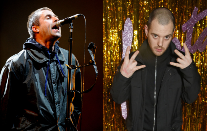 Liam Gallagher / Mike Skinner