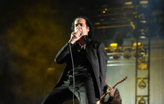 Nick Cave Bad Seeds new concert film