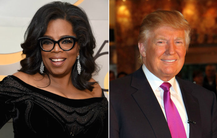 Oprah Winfrey Says She Was Confused By Trump S Hate Tweet About Her Nme