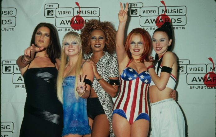 The Spice Girls reunion Emma Bunton