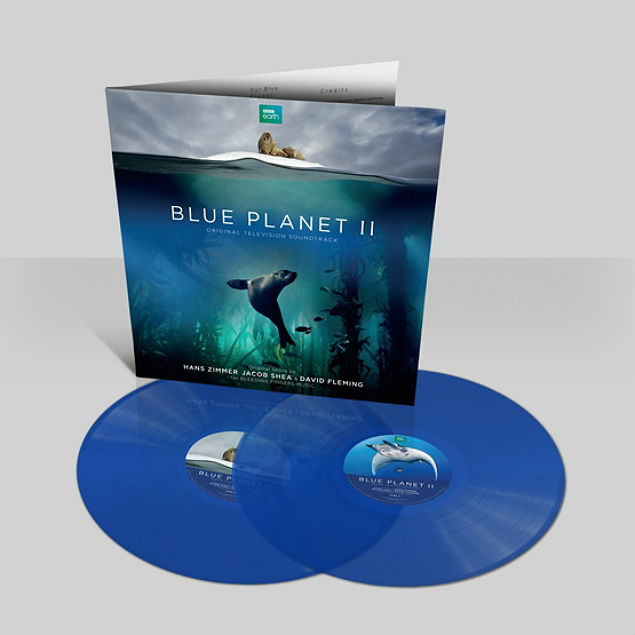 The Blue Planet II soundtrack is being released on vinyl for Record Store Day
