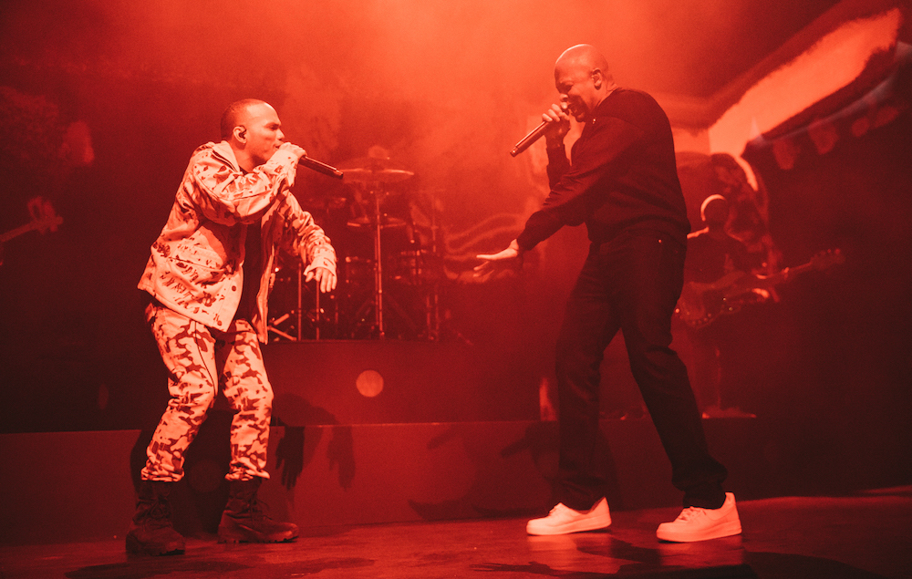 Dr Dre presents Anderson .Paak