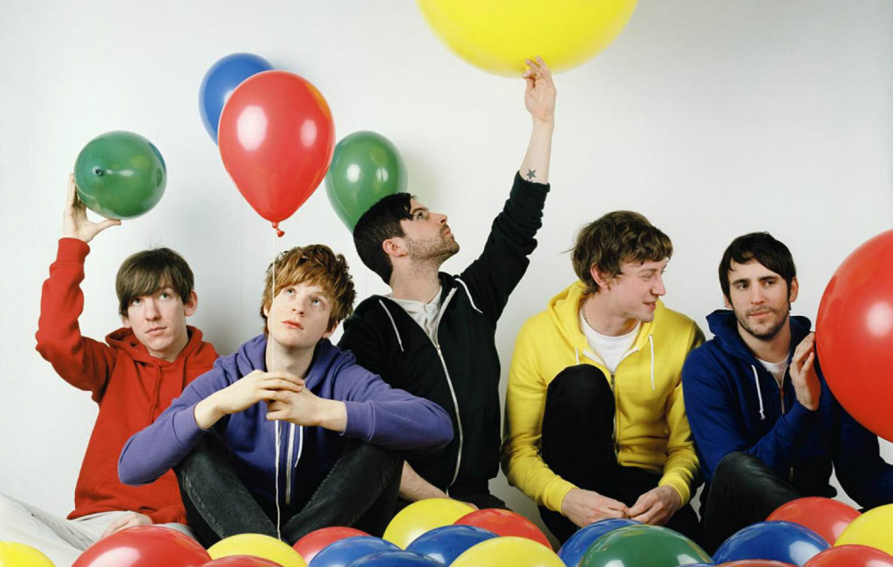 Foals Antidotes