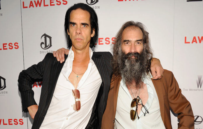 Nick Cave Warren Ellis