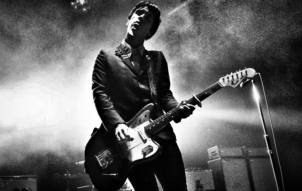 Johnny Marr, live