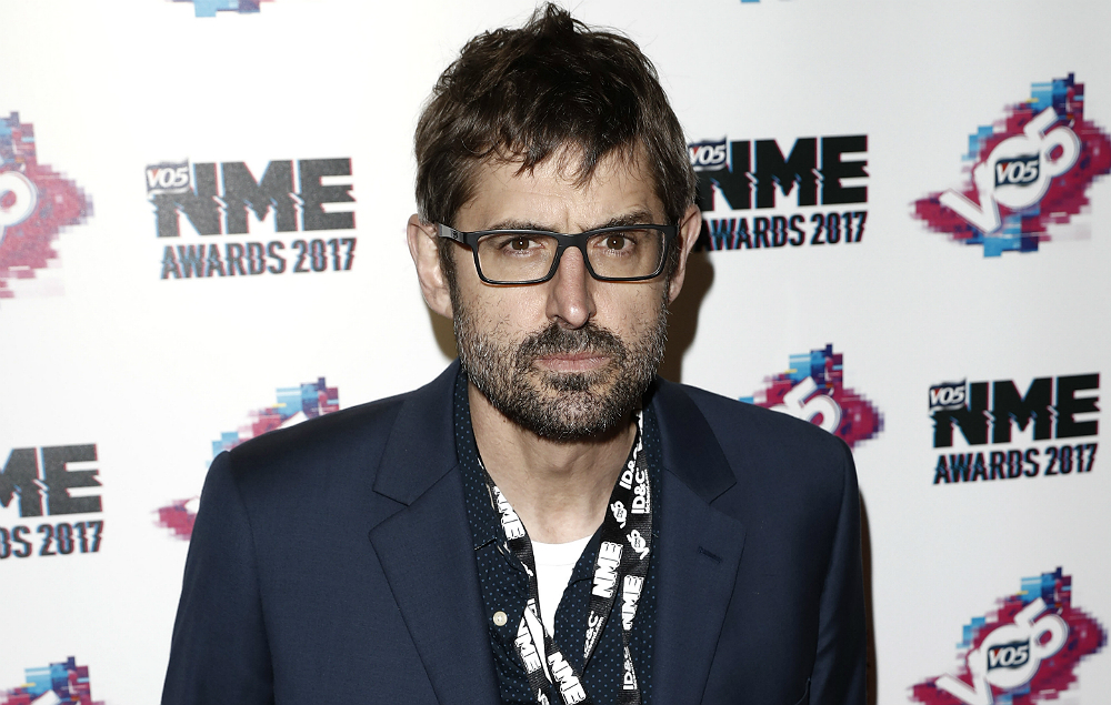 Louis Theroux at the VO5 NME Awards 2018