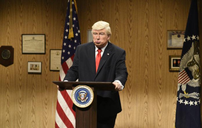 Alec Baldwin Trump SNL