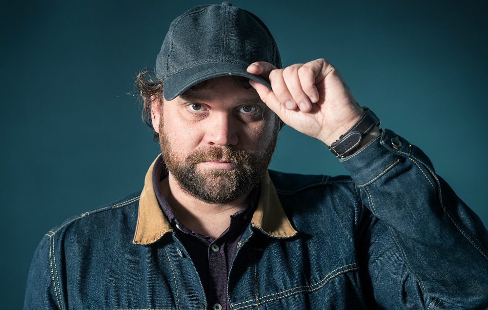 Frightened Rabbit's Scott Hutchison