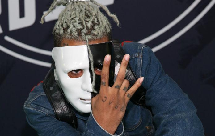Rapper XXXTentacion