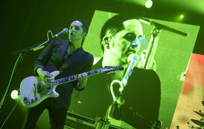 Placebo's Brian Molko live at the O2 Academy, Brixton