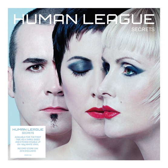 Human League - 'Secrets' for Record Store Day 2018