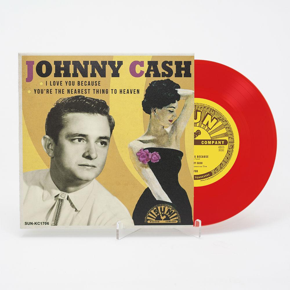 Johnny Cash - I Love You Because