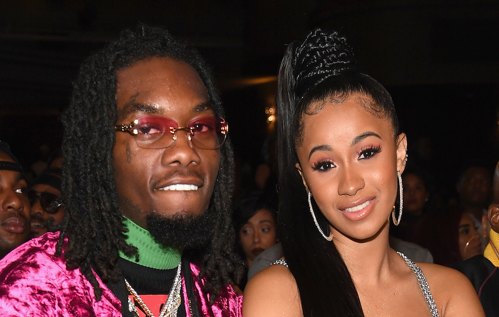 Bardier Cardi Roblox Id Cardi B Addresses Offset S Alleged Cheating On New Single Be Careful Nme