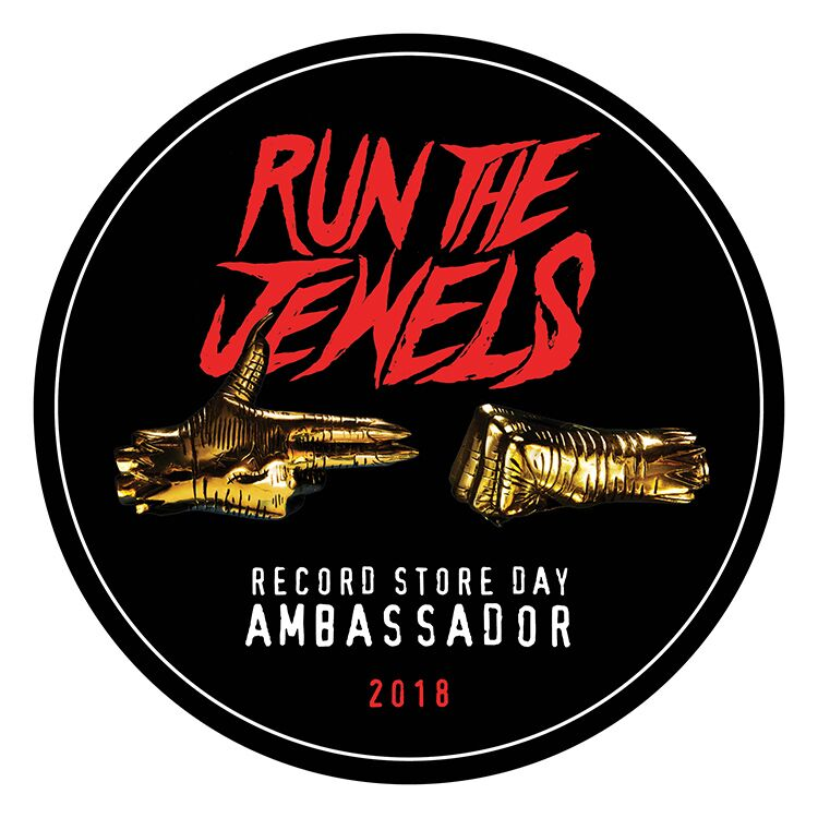 Run The Jewels - ' Stay Gold Collectors Box ' for Record Store Day 2018