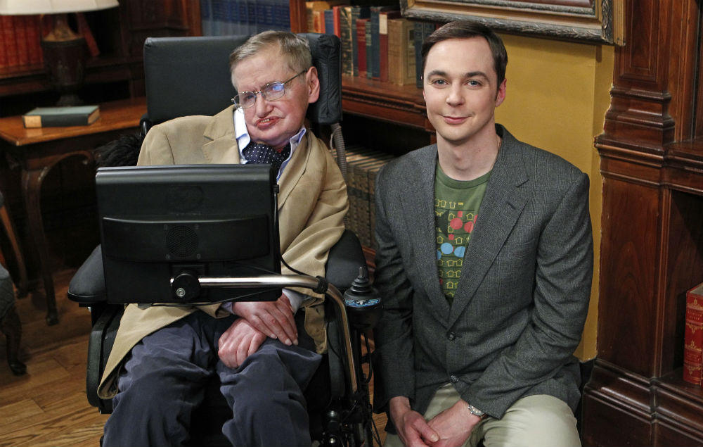 The Big Bang Theory' cast pay tribute to Stephen Hawking