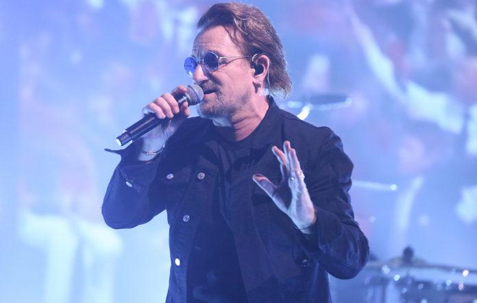 Bono apologises One Campaign