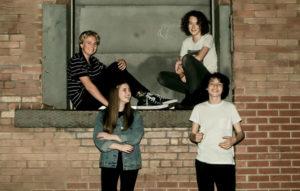 Calpurnia Finn Wolfhard band