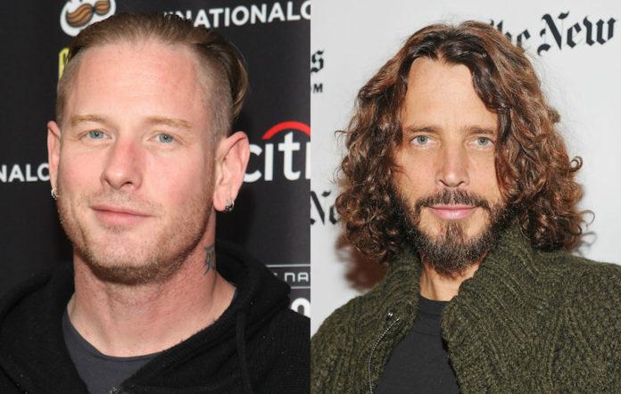 Corey Taylor Chris Cornell