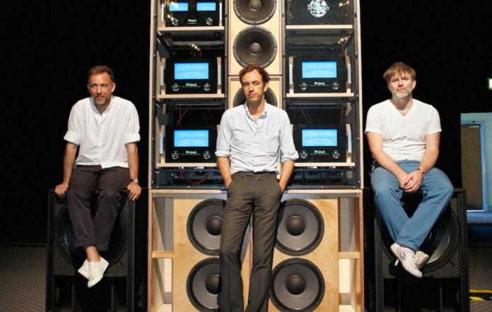 2ManyDJs and LCD Soundsystem's James Murphy present Despacio