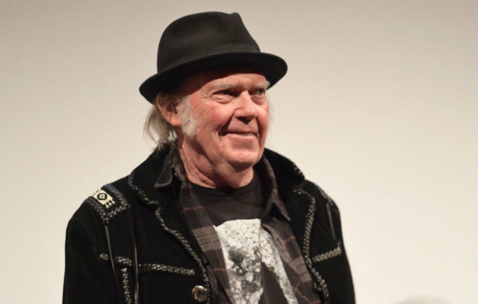 Neil Young farewell tours