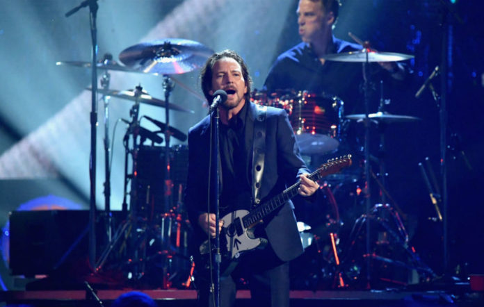 Pearl Jam new song