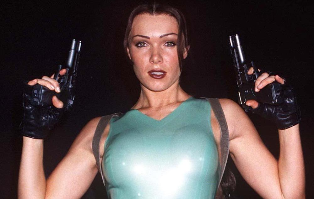 lara croft feminist icon