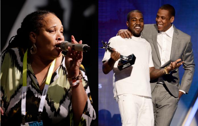 Sister Nancy / Kanye West & Jay-Z