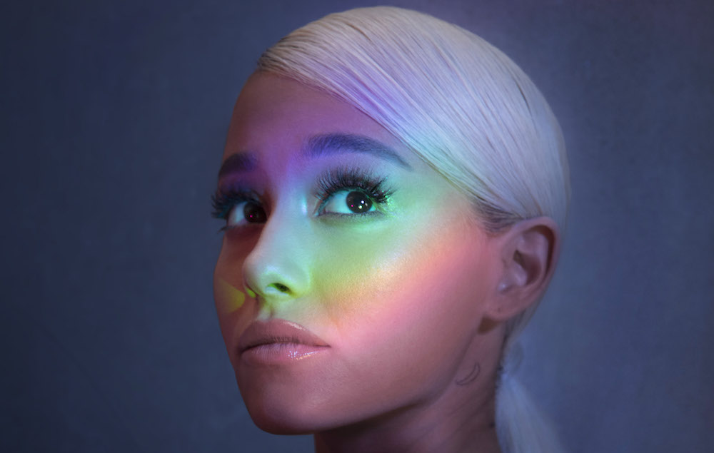 Ariana Grande - No Tears Left To Cry press shot