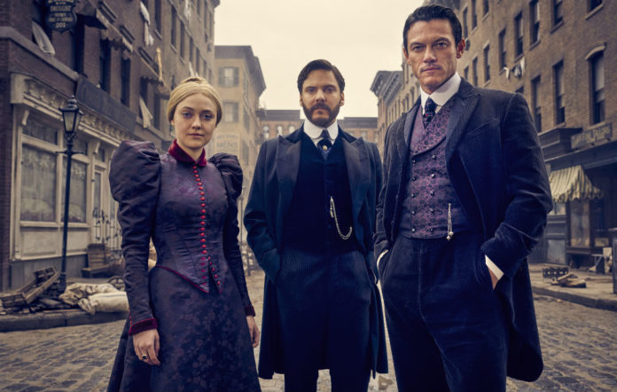The Alienist Interview Dakota Fanning Daniel Brühl And Luke Evans