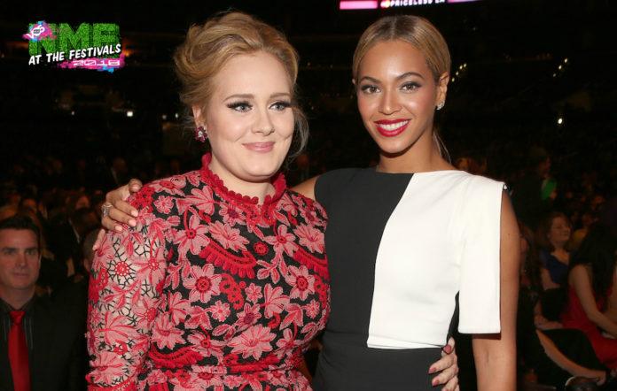 Adele Beyoncé Coachella