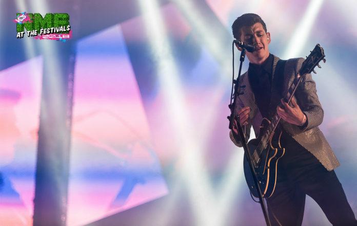 Arctic Monkeys Tramlines