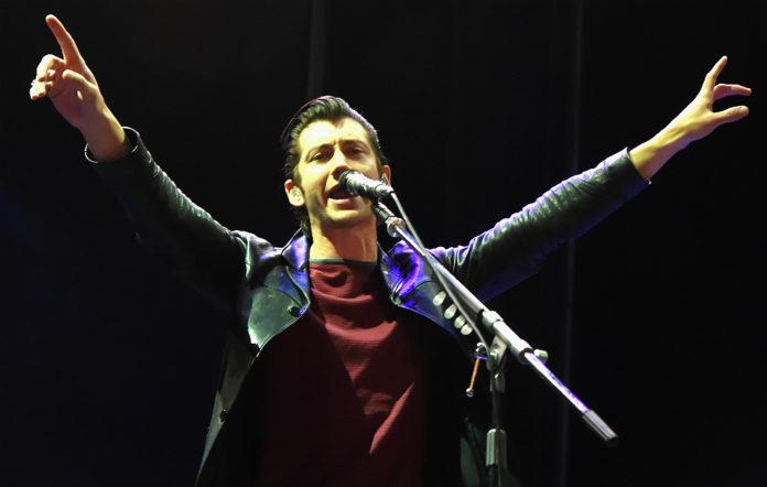 Arctic Monkeys' Alex Turner, Live