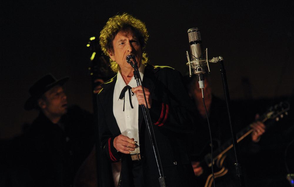 Bob Dylan whiskey
