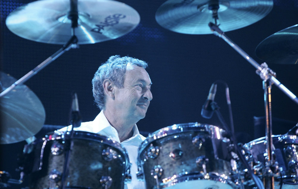 Nick Mason to perform early Pink Floyd material with supergroup