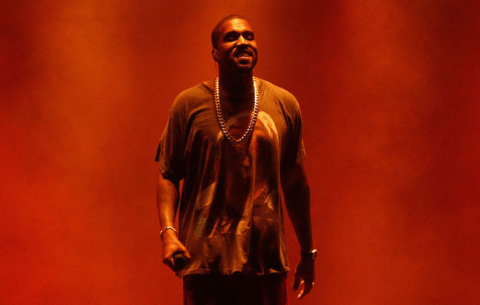 Kanye West white dominance