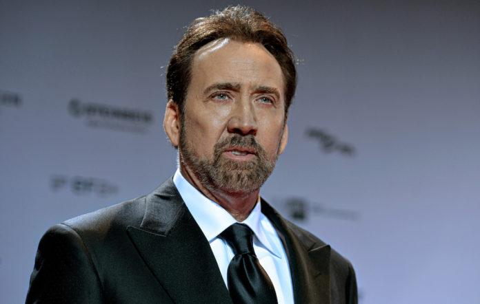 Nicolas Cage retire