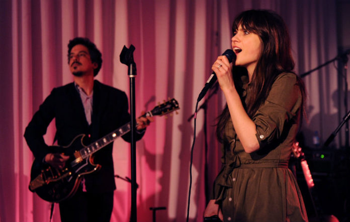 Zooey Deschanel and M Ward are back as She & Him