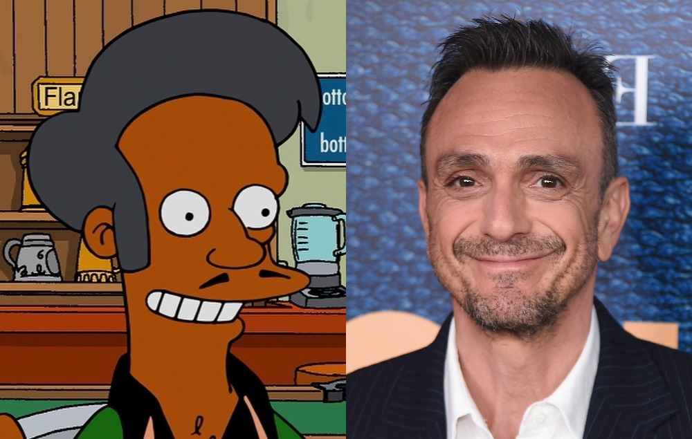 'The Simpsons' star Hank Azaria on why he quit playing Apu