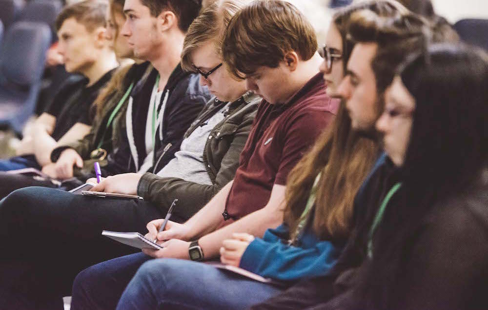 The Future of Storytelling Lifehacks event