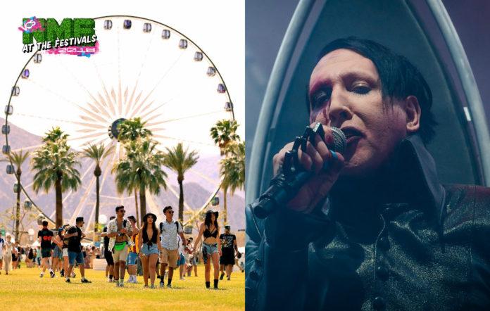 Marilyn Manson Coachella