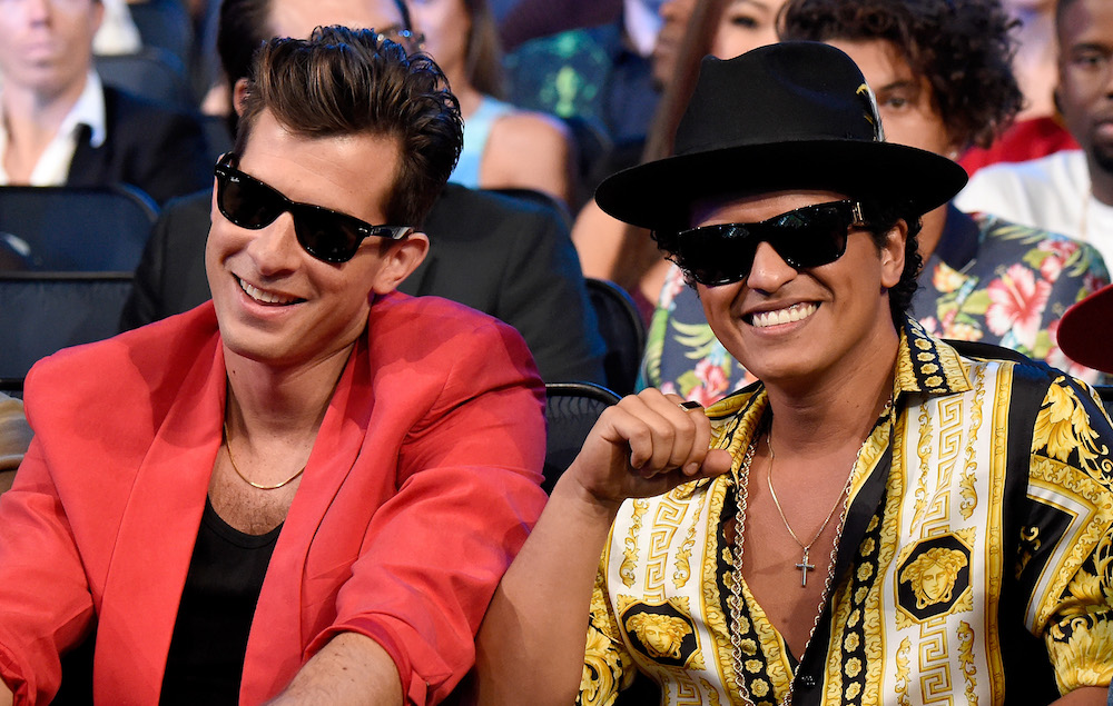 Bruno Mars becomes first artist to have five songs certified Diamond