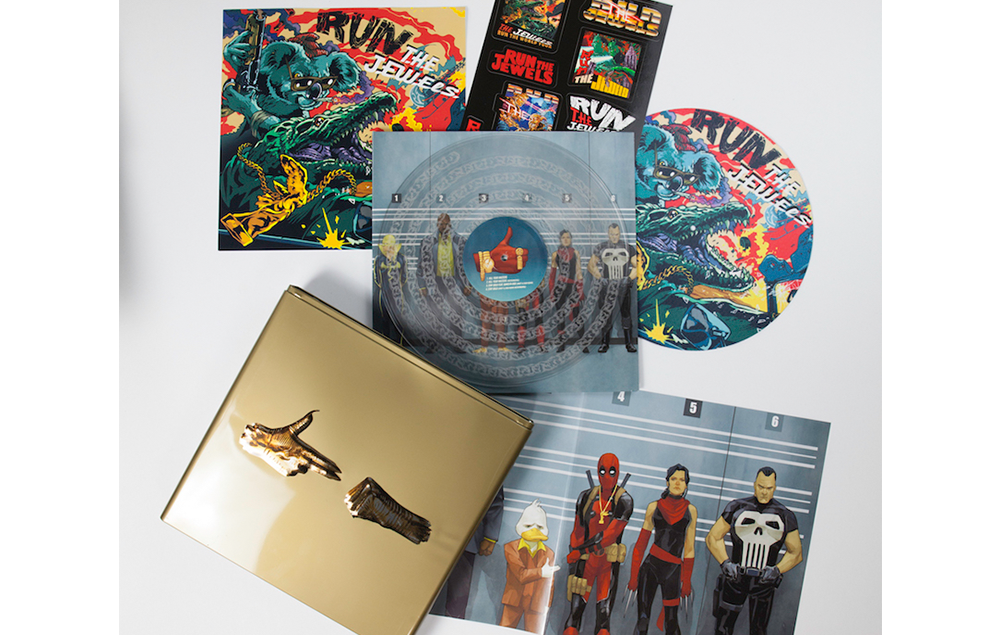 Run the Jewels - Record Store Day