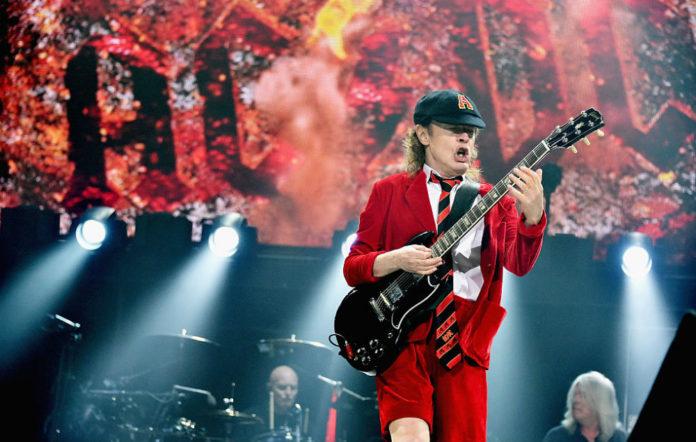 AC/DC new album Axl Rose