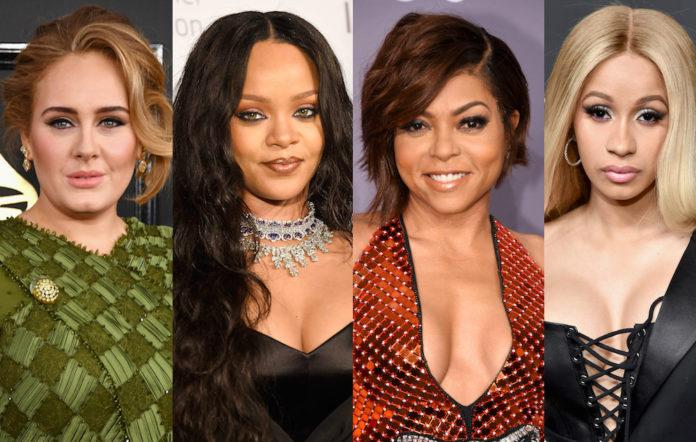 Rihanna Cardi B TIME